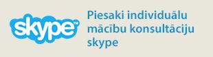 Skype konsultācijas